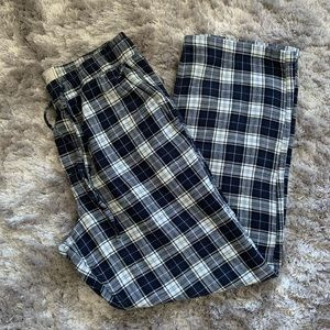 J. Crew Flannel Men's Loungewear Pants